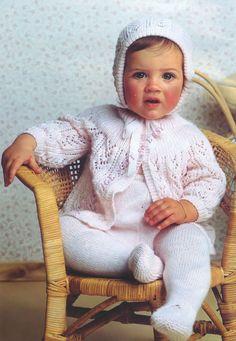 Baby / Toddler  Pram Set  Jacket Leggings and от avintagescot