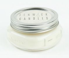 the knack: Fenwick Candles - Transformative All Natural Coconut Wax Candles