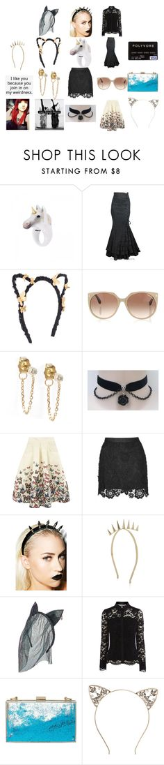 """I LOVE CATS"" by rebelheartbreaker ❤ liked on Polyvore featuring Nach Bijoux, Eugenia Kim, Tom Ford, Jolie Moi, Club Exx, BCBGMAXAZRIA, Maison Michel, Skinnydip, men's fashion and menswear"