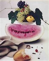 Irving Penn: Still Life with Watermelon, New York, 1947