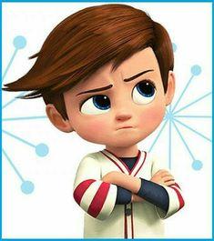 Baby Cartoon Drawing, Cute Cartoon Boy, Cute Cartoon Pictures, Happy Cartoon, Cute Love Cartoons, Cartoon Pics, Cartoon Drawings, Cute Drawings, Funny Pictures