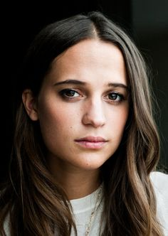 """The Swedish actress is having a Hollywood moment with """"Testament of Youth"""" and """"The Man From U.N.C.L.E."""""""