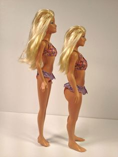 What Realistic Barbie Dolls Would Look Like