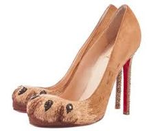 Wolf Shoes :D
