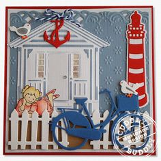 Marianne Design Creatables Dies - Anchor LR0232 | Buddly Crafts