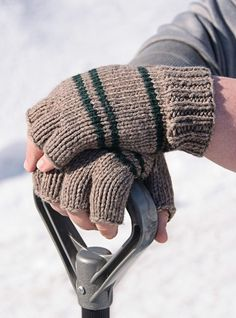 Manly Fingerless Gloves in Spud & Chloe Sweater - Downloadable PDF. Discover more patterns by Spud and Chloe at LoveKnitting. The world's largest range of knitting supplies - we stock patterns, yarn, needles and books from all of your favourite brands.