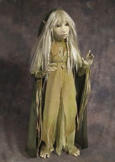 Kira by Wendy Froud - a character from Jim Henson's movie, The Dark Crystal
