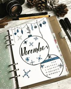 Plan for a Stress-Free Holiday in your Bullet Journal | Zen of Planning | Planner Peace and Inspiration
