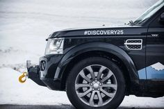 25th Anniversary XXV Special Edition Discovery | The Land Rover Center