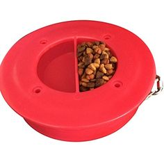 Pet Bowl Go Round Tie Out, Large ~~~ You can click on the image for additional details. (This is an affiliate link and I receive a commission for the sales)