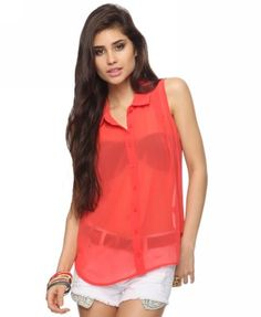 Name: Sheer Pintuck Shirt  Cost: $11.50  Location: http://www.forever21.com/Product/Product.aspx?BR=f21=top=2011407910=