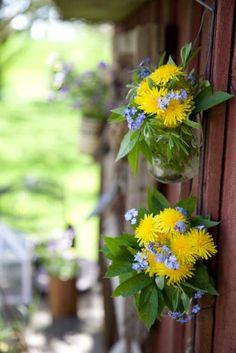 jardin exteriores : Improvisando Tiestos, Macetas y Jarrones