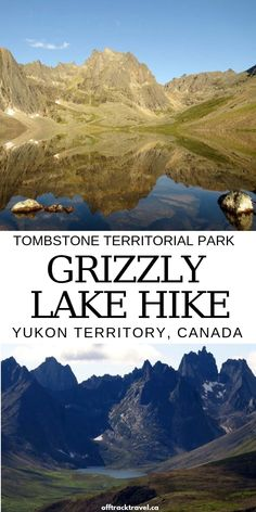 Hiking the Grizzly Lake Trail, Tombstone Territorial Park, Yukon Territory - Travel tips - Travel tour - travel ideas Yukon Canada, Canada Eh, Canada North, Visit Canada, Newfoundland Island, Places To Travel, Places To See, Travel Destinations, Yukon Territory