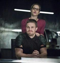 #Arrow Oliver & Felicity