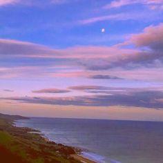 #marrinerslookout #apollobay #greatoceanroad #otways #vic #australia #oz #traveloz #moon #ocean #nature #naturelovers #evening #calm #peaceful #travellife #happylife #travel #travelling #instatravel #neverstopexploring by janina.anuk http://ift.tt/1LQi8GE