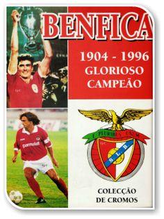 Sport Lisboa e Benfica 1904-1996, Glorioso Campeão