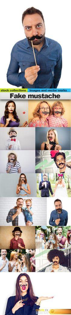 Fake mustache, 15 x UHQ JPEG  http://www.desirefx.me/fake-mustache-15-x-uhq-jpeg/