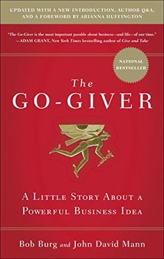 The Go-Giver, Expanded Edition: A Little Story About a Po... https://www.amazon.com/dp/B00YBBKLKS/ref=cm_sw_r_pi_dp_x_RqDMyb8R97Y8V