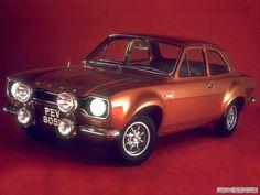 Ford Escort mk1 rs2000