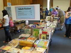 Used Book Sale at the 2015 KCPL Street Fair! Saturday, June 27 from 9 am until pm. Sale 2015, Main Library, Street Fair, Used Books, Fiction, June, Marketing, Fiction Writing