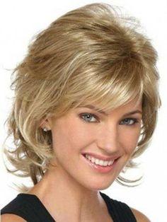 medium length stacked bob haircut - Google Search
