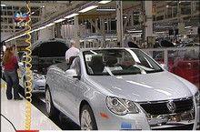Novo modelo produzido na Autoeuropa permite manter 3600 postos de trabalho. - Sic Notícias