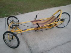 Discussion forums about classic and antique bicycles. Velo Tricycle, Trike Bicycle, Recumbent Bicycle, Kids Bicycle, Cargo Bike, Motorcycle Camping, Camping Gear, Fat Bike, Three Wheel Bicycle