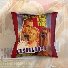 Yorkshire Terrier Art Pillow Case Throw Pillow by NobilityDogs Buy Pillows, Down Pillows, Throw Pillows, Casablanca Movie, Pillow Inserts, Pillow Covers, Vintage Movies, Yorkshire Terrier, Original Artwork