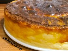 undefined Cheesecakes, Sin Gluten, Crepes, French Toast, Muffin, Food And Drink, Cooking Recipes, Pudding, Beef