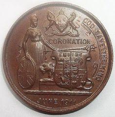 Symbols of Empire: a 1911 coronation  medallion decoded. (Seeing Symbols)