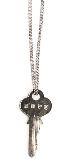 """Hope"" Giving Key 