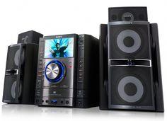 الأرشيف MHC-GZR88D : نظام ميني هاي فاي : نظام هاي فاي : سوني الشرق الأوسط وأفريقيا Home Audio Speakers, Best Speakers, Sound Speaker, Home Theater Speakers, Hifi Audio, Wireless Speakers, Bluetooth, Hifi Music System, Wireless Music System