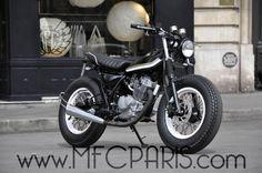 VANVAN by MFC Paris VAN-VAN W16.Tavon MFC Design - Préparation motos, peinture, design, tuning, Suzuki - Kawasaki