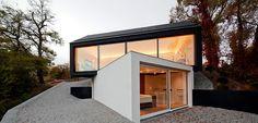 fabi architekten bda, regensburg - Atelierhaus Schwarz auf Weiß