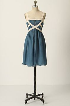 anthropologie dress. #anthropologie