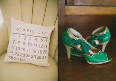 Eco-Friendly Airplane Hanger Wedding: Caitlin + Steven