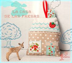 La casita de las fresas, via Flickr.