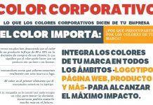 Que dice el color corporativo acerca de tu empresa.