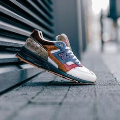 New Balance Made in England sneaker news info exclusive updates Adidas Asics Converse New Balance Nike Puma Reebok Saucony Vans . Sneakers Mode, Latest Sneakers, Casual Sneakers, Sneakers Fashion, Casual Shoes, Converse Sneakers, New Balance Trainers, New Balance Shoes, New Balance Men