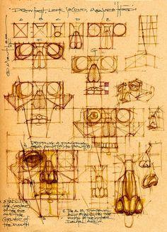 Michael Mentler's drawings