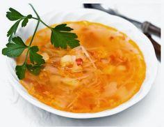 Cabbage Soup. Diet. #soup