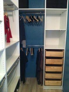 petit dressing d 39 angle recherche google szafa pinterest rangement dressing angles et. Black Bedroom Furniture Sets. Home Design Ideas