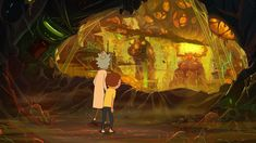 Watch Rick and Morty Season 4 only on Adult Swim Watch Rick And Morty, Rick And Morty Season, Alien Planet, Cool Animations, Rest Of The World, Season 4, Storytelling, Sci Fi, Swim