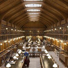 Bibliothèque de l'Hôtel de Ville (BHDV) - Paris 4e