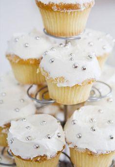 Cupcake bianche