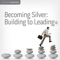 Congrats on becoming Silver! Here are your next steps