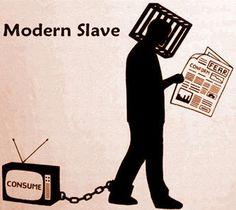 La dittatura perfetta avrà sembianza di democrazia, una prigione senza muri nella quale i prigionieri non sogneranno mai di fuggire. Un sistema di schiavitù dove, grazie al consumo e al divertimento, gli schiavi ameranno la loro schiavitù. _ Aldous Huxley _ Immagine reperita nel web.