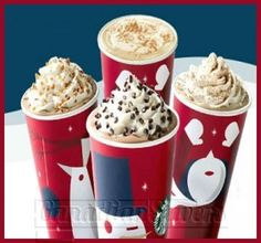 Starbucks Boxing Day Canada Deal: BOGO FREE Drink!