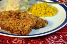 I will be cooking this tomorrow Country Fried Venison Backstrap Deer Backstrap Recipes, Deer Steak Recipes, Venison Backstrap, Venison Tenderloin, Deer Recipes, Venison Recipes, Game Recipes, Pork Chops, Fish Recipes