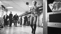 Behind the Scenes at Royal Rumble 2017: photos